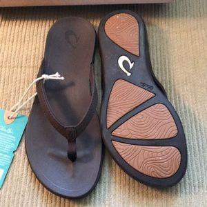 Brand new sandals, never worn.
